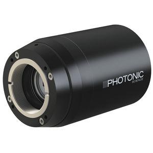 câmera de emissão óptica por centelhamento