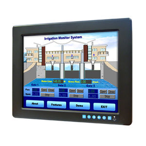 terminal com tela sensível ao toque