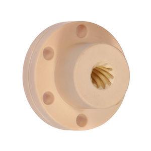 porca de pescoço / iglidur® / para parafuso deslizante