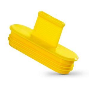 tampão de aletas / macho / em plástico