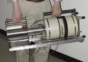 detector de raios Gamma