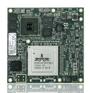 módulo comutador de Ethernet gerenciável