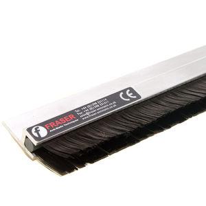 escova tipo fita / de limpeza / em alumínio / em fibra de carbono