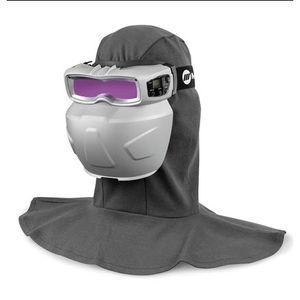 óculos de segurança ampla visão UV / para soldagem / em vidro / autoescurecedores