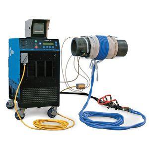 máquina de aquecimento por indução para acessórios de montagem