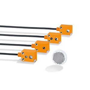 detector fotoelétrico com supressão de fundo