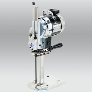 máquina de corte com faca vertical