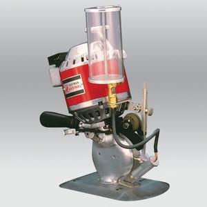 máquina de corte com faca rotativa