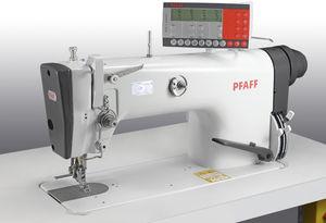 máquina de costura de ponto fixo