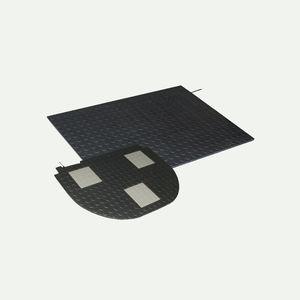 tapete de segurança com sensor