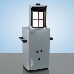 sistema de detecção de gás