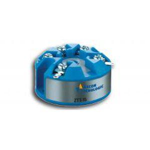 transmissor de temperatura para montagem em cabeçote