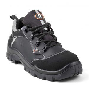 calçado de segurança para a construção civil