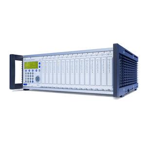 sistema de aquisição de dados de bancada