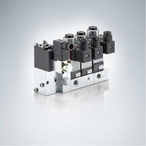 válvula direcional hidráulica tipo poppet