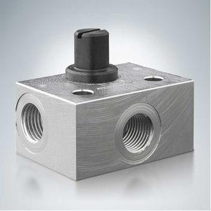 válvula de acionamento hidráulico