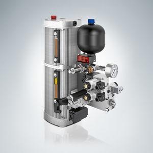 unidade hidráulica com motor elétrico