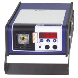 calibrador de temperatura / compacto / portátil / de alta precisão
