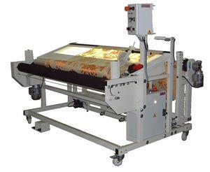 revisadeira de tecidos sem tensão