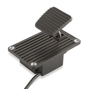 pedal de acelerador