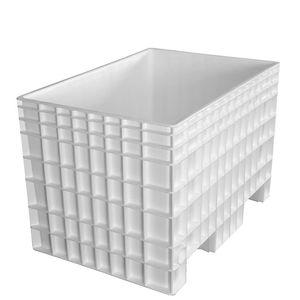 caixa-palete em material plástico