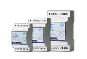 sensor de corrente de efeito Hall / para trilho DIN / CC / analógico
