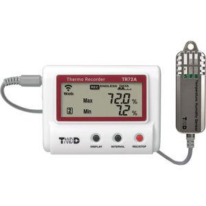 registrador de dados de temperatura e umidade