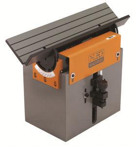 chanfradeira-rebarbadora elétrica / portátil / para metal / com ângulo ajustável