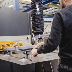tubo de elevação para placas de madeira