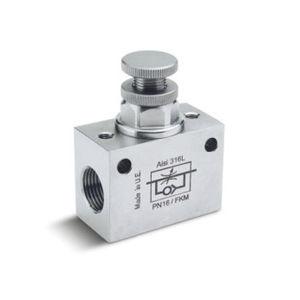 controlador de vazão de pressão diferencial