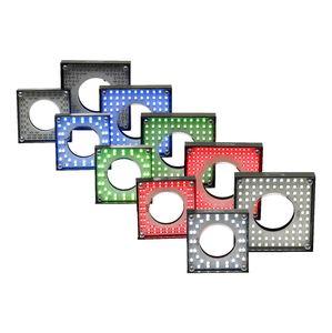 iluminação para sistema de visão circular