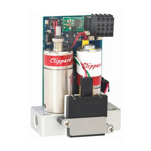 controlador de vazão eletrônico