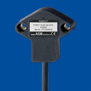 sensor de inclinação de 1 eixo