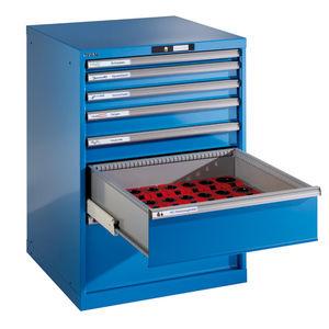armário para ferramentas / de piso / com 7 gavetas / com 8 gavetas