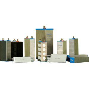 sistema de baterias LiFePO4