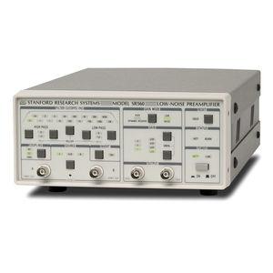 pré-amplificador de tensão