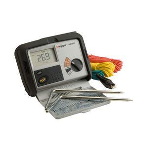 testador de resistência de terra / digital / robusto / analógico