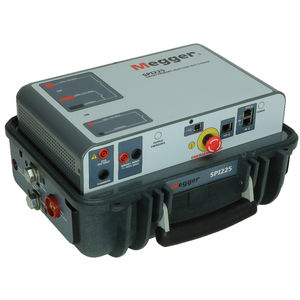 equipamento de teste de corrente