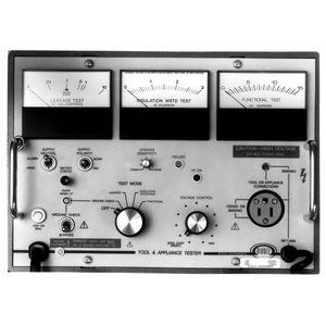 testador de isolamento elétrico