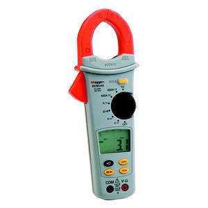 multímetro tipo pinça digital / portátil / 600 V / 600 A