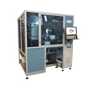 máquina classificadora óptica