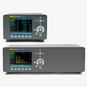 analisador para rede elétrica / de potência / de tensão / de harmônicos