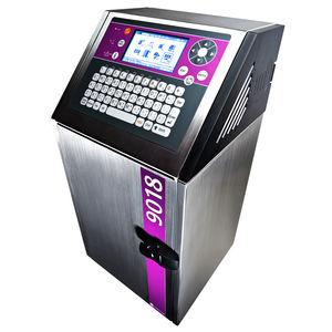 máquina de marcação por jato de tinta contínuo