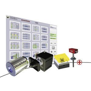 sistema de controle de medição