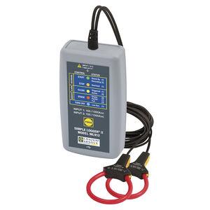 registrador de dados de corrente / USB / sem visor / de canal duplo