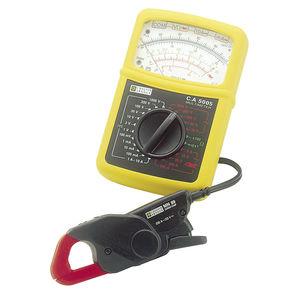 multímetro analógico / portátil / 600 V / 10 A