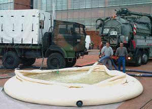 tanque flexível