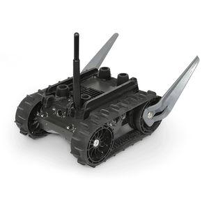 robô de inspeção de esteiras
