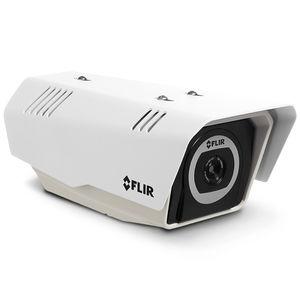 câmera para detecção de incêndios