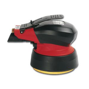 lixadeira excêntrica / pneumática / para operação de acabamento / de palma